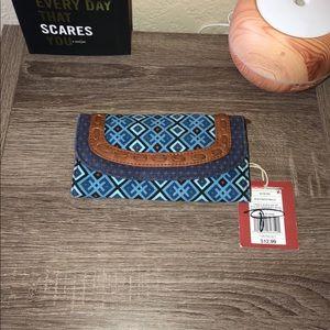 Handbags - NWT tribal Wallet Boho